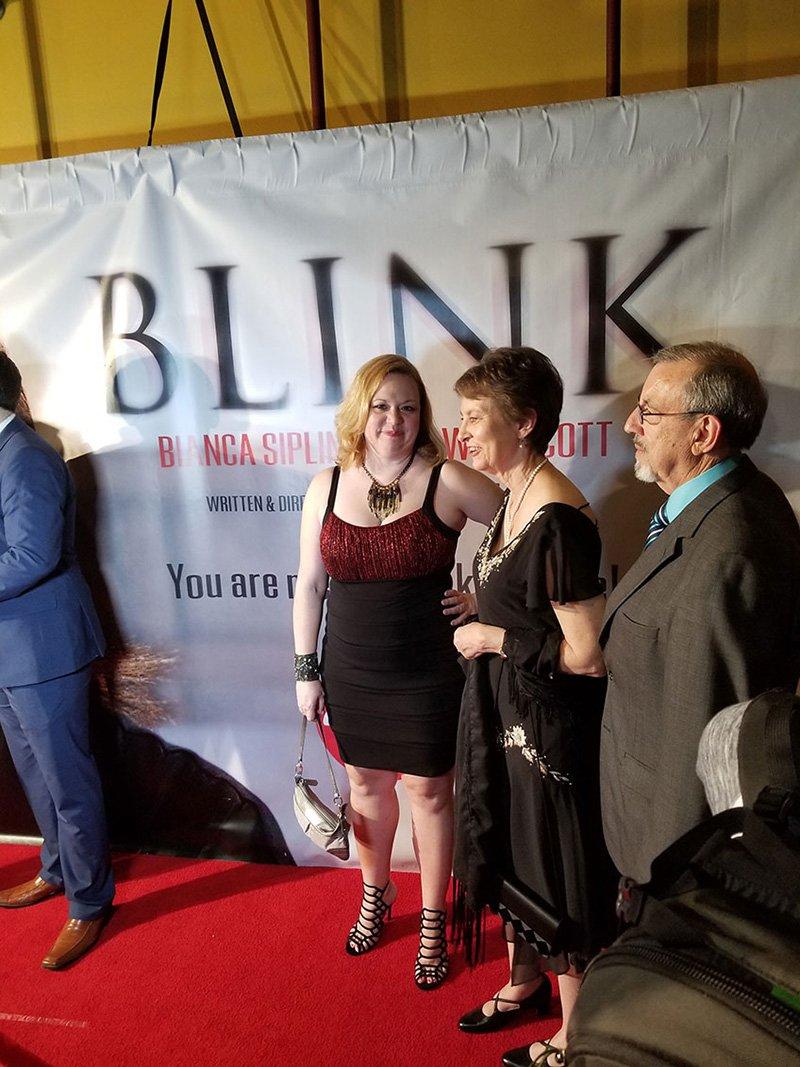 Blink The Movie - Red Carpet