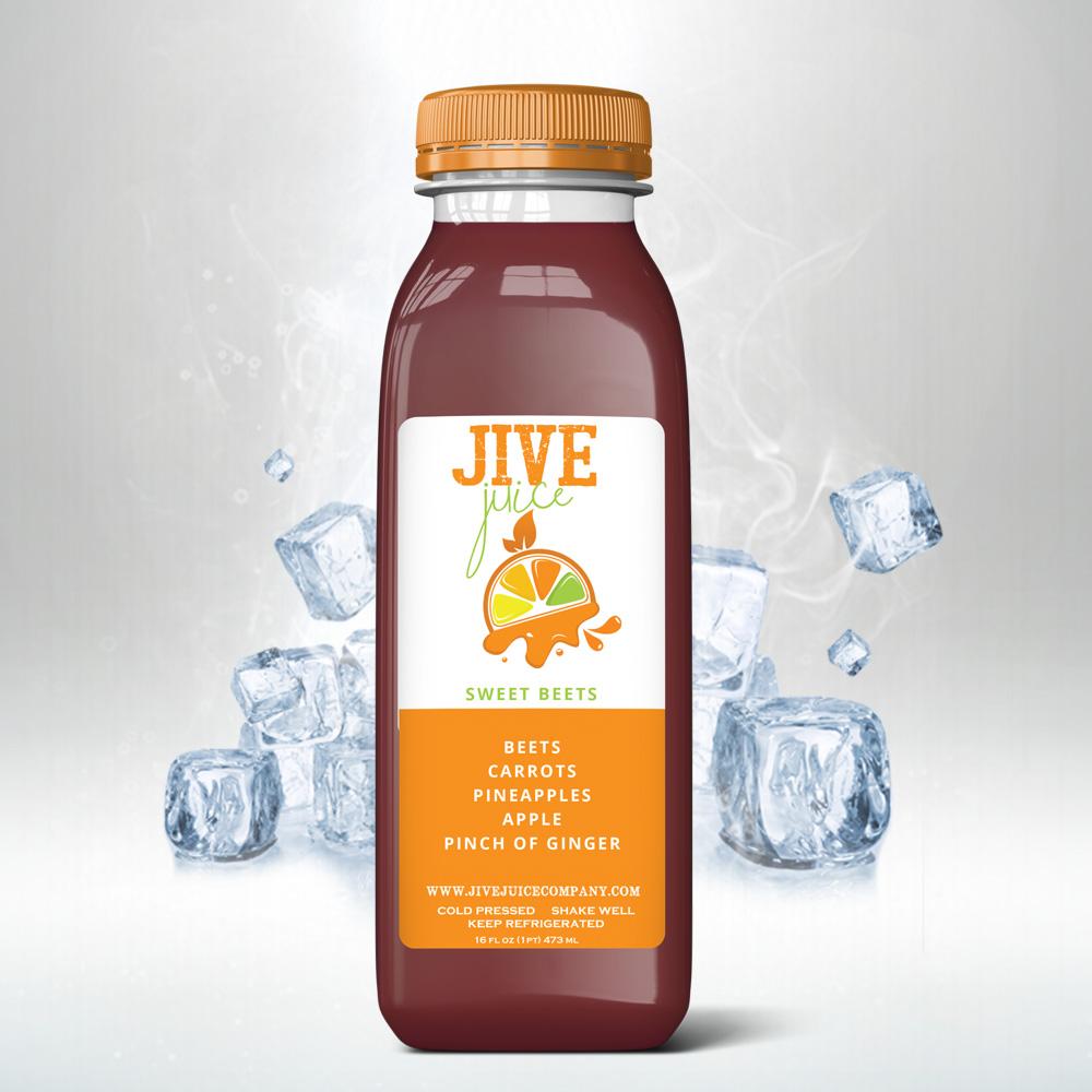 JIVE Juice Company - Sweet Beets